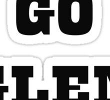 You Go Glen Coco Sticker