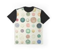 The Button Collection Graphic T-Shirt