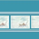 Beach house style 1 - Fisherman's boat by Maree Clarkson