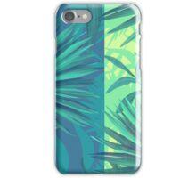 soft tropic  iPhone Case/Skin