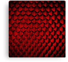 How To Train Your Dragon Hookfang Dragon Scales Canvas Print