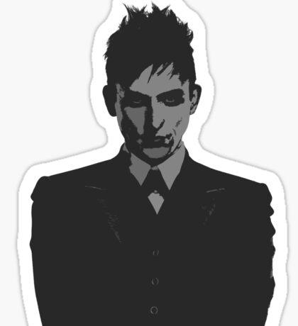 Penguin portait - Gotham Sticker