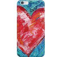 Passionate Heart iPhone Case/Skin