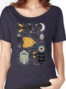 Midnight Bugs Women's Relaxed Fit T-Shirt