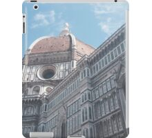 Florencia architecture iPad Case/Skin