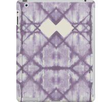 geometric water colours  iPad Case/Skin