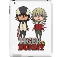 TIGER&BUNNY chibi iPad Case/Skin