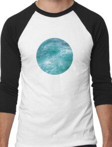 Jade Sea Men's Baseball ¾ T-Shirt