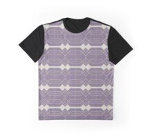 Lines and Blocks  Graphic T-Shirt