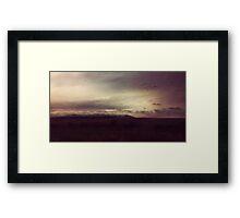 Sky's Army Framed Print