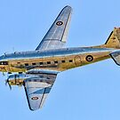 Douglas C-53D Skytrooper 42-68823 LN-WND by Colin Smedley