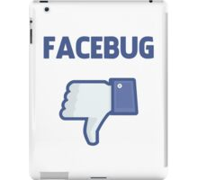 FACEBUG iPad Case/Skin