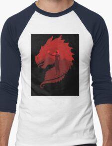 Mother of Dragons (Dark) Men's Baseball ¾ T-Shirt