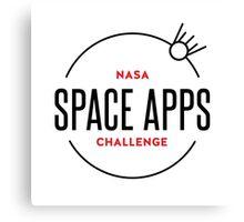 NASA Space Apps Challenge Canvas Print