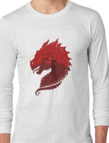 Mother of Dragons (Light) Long Sleeve T-Shirt