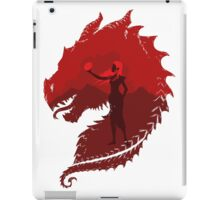 Mother of Dragons (Light) iPad Case/Skin