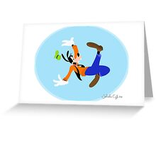 Goofy Greeting Card