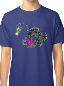 Electric Angler Fish Classic T-Shirt