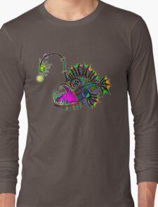 Electric Angler Fish Long Sleeve T-Shirt