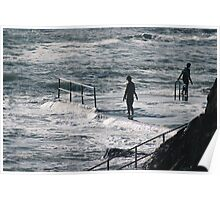 Bude Sea Pool Poster
