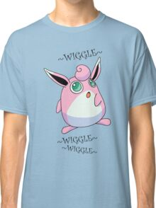 WIGGLYTUFF - WIGGLEWIGGLEWIGGLE Classic T-Shirt