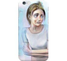 La mirada de otros - José  Antonio Peñas Artero iPhone Case/Skin