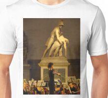 Piazza Della Signoria, Firenze Unisex T-Shirt