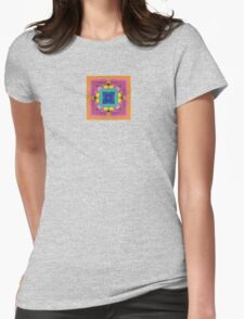 Equinox Womens Fitted T-Shirt
