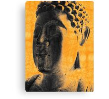 meditate Canvas Print