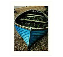 Herb Boat Art Print