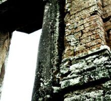 Temple Doorways @ Cambodia Sticker