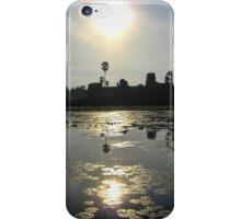 ANGKOR WAT TiME 10am| CAMBODIA iPhone Case/Skin