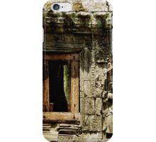 Temple'tastic Cambodia iPhone Case/Skin