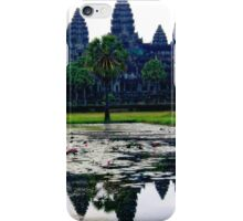 ANGKOR WAT | CAMBODIA iPhone Case/Skin