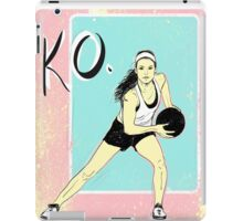 KO Stamp iPad Case/Skin