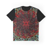 Spinning Salad Shooter Blades Graphic T-Shirt