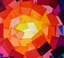 Kaleidoscope - the original Sticker