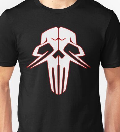 Rachnera Skull Symbol Unisex T-Shirt