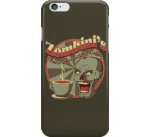 Decapitated Coffee iPhone Case/Skin