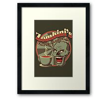 Decapitated Coffee Framed Print
