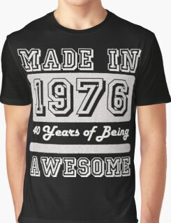 Made in 1976 Graphic T-Shirt