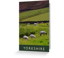 Yorkshire Greeting Card