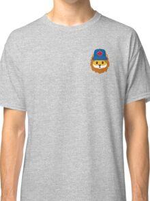 Blue Jays No Fear Lion Emoji Classic T-Shirt