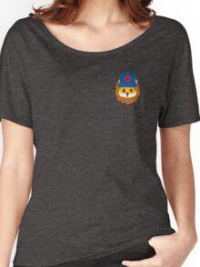 Blue Jays No Fear Lion Emoji Women's Relaxed Fit T-Shirt