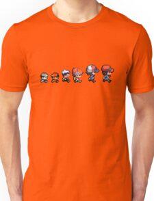 Pokemon evolution Unisex T-Shirt
