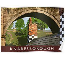 Knaresborough detail Poster