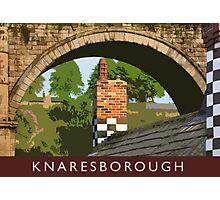 Knaresborough detail Photographic Print