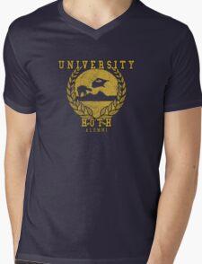 Hoth University Alumni Mens V-Neck T-Shirt