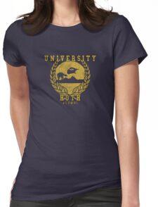 Hoth University Alumni Womens Fitted T-Shirt
