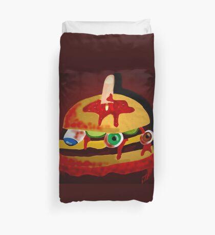 gore-burger    Duvet Cover